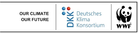 Logo of the partners DKK and WWF
